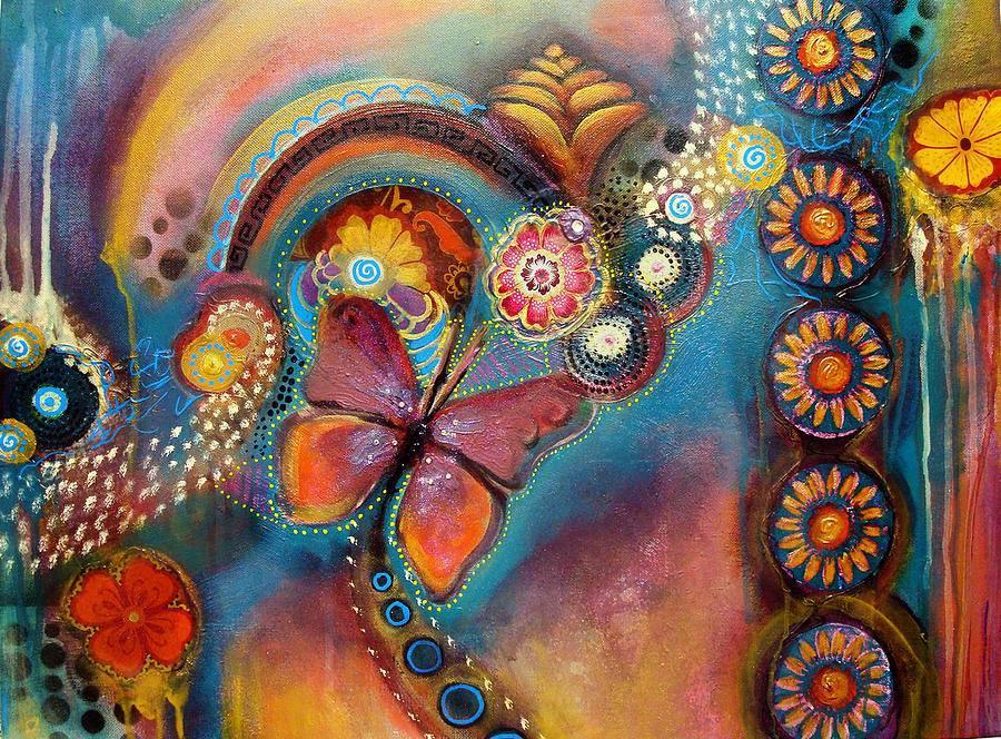 - painting by Tara Catalano