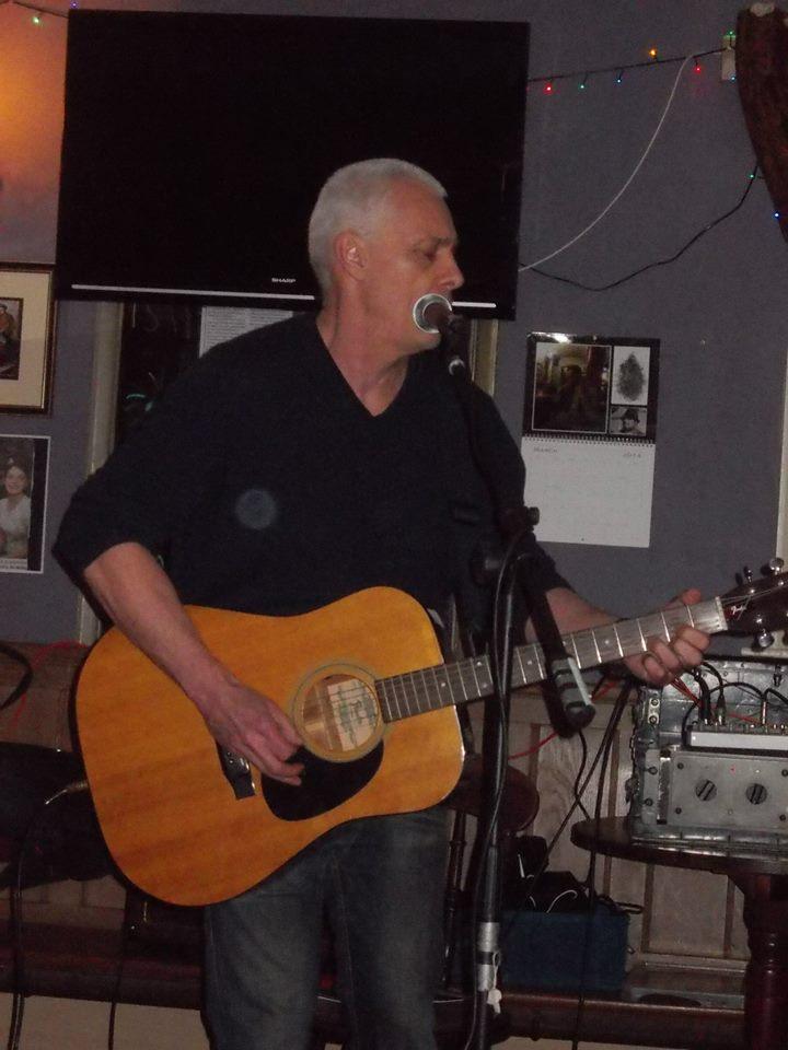 Hugh at James Street Tavern