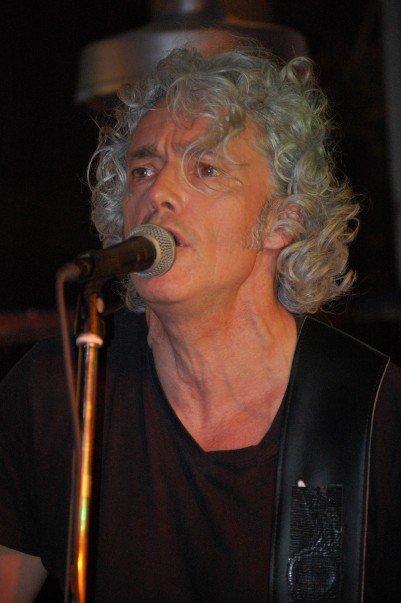 Hugh singing Magdalen Arms