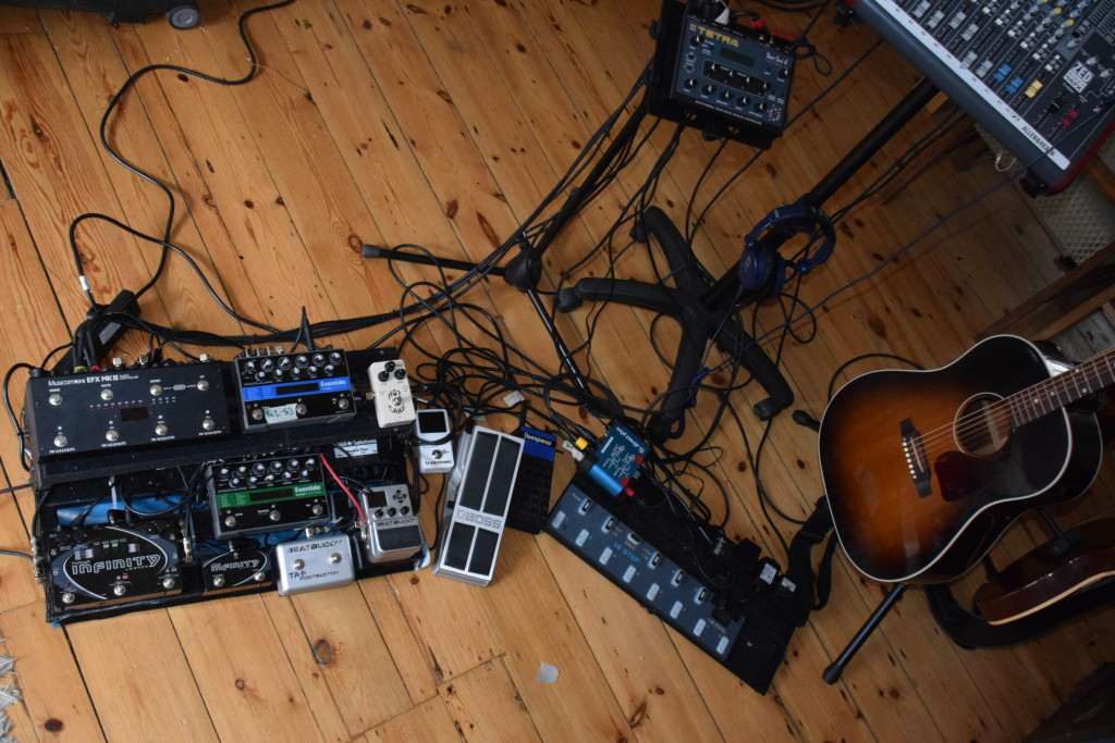 Acoustic Rig 2nd version