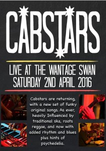 Wantage poster